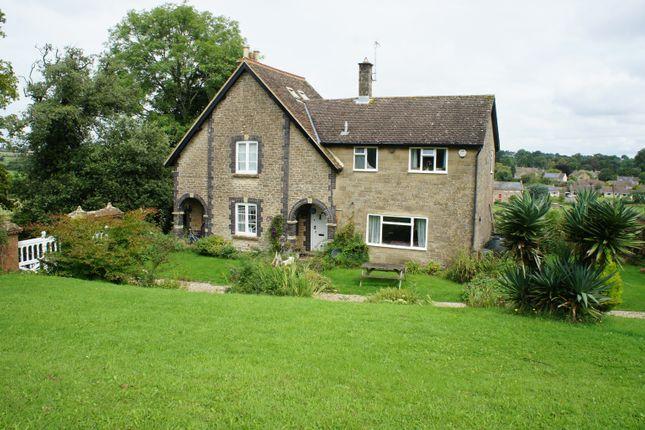 Front of Lodge Hill, East Coker BA22