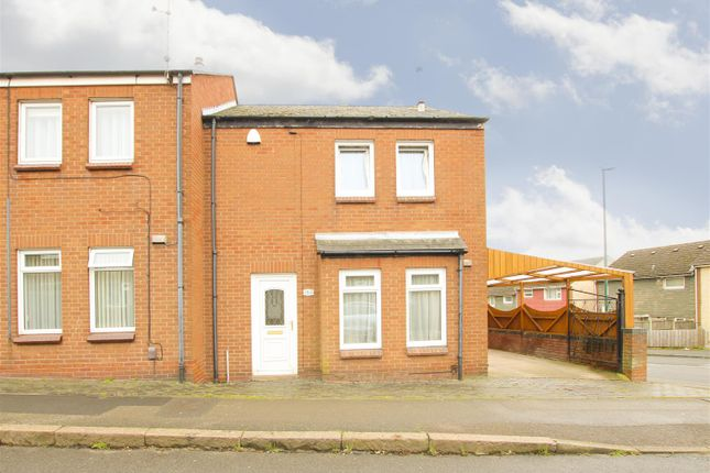 2 bed end terrace house for sale in Blue Bell Hill Road, Thorneywood, Nottinghamshire NG3