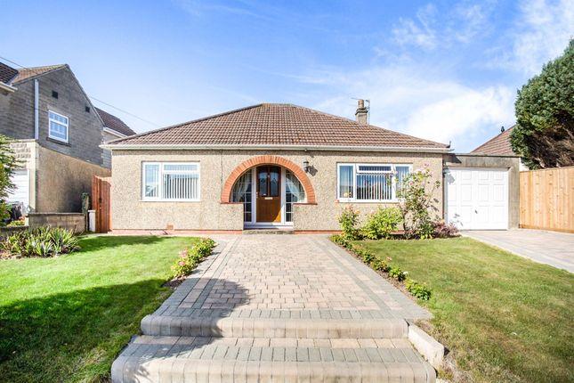 Thumbnail Detached bungalow for sale in Wedmore Avenue, Chippenham