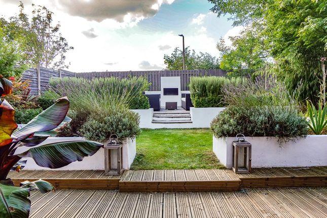 Garden of Plumpton Gardens, Doncaster, South Yorkshire DN4