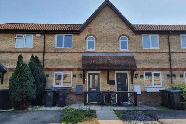 Thumbnail Terraced house to rent in Coalport Close, Newhall, Harlow