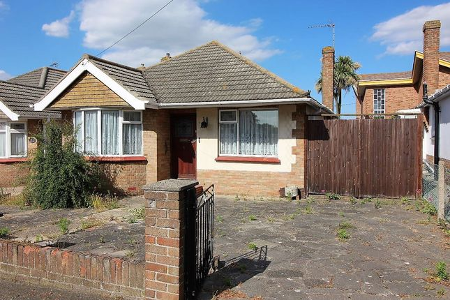 Thumbnail Detached bungalow for sale in Windermere Road, Holland On Sea, Clacton On Sea