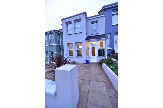 Thumbnail Terraced house for sale in Glebe Avenue, Saltash