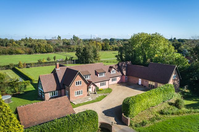 Thumbnail Detached house for sale in Stuston, Diss