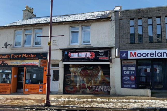 Thumbnail Retail premises for sale in High Street, Cowdenbeath