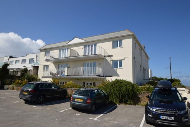 Thumbnail Flat to rent in Far Horizons, 93 Pentire Avenue, Newquay, Cornwall