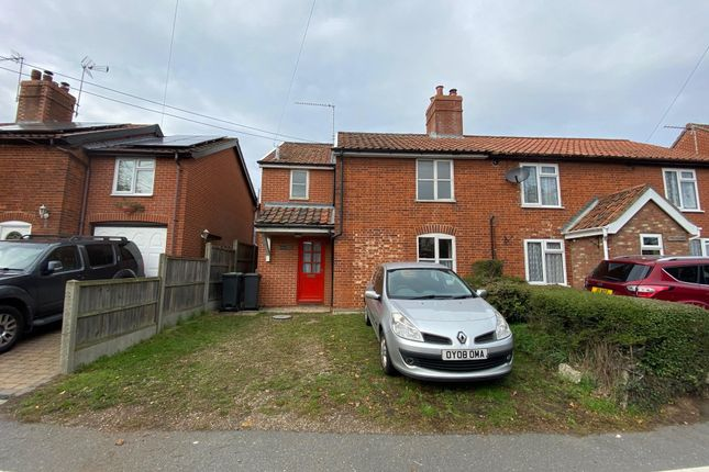Thumbnail Property to rent in New Road, Elmswell, Bury St. Edmunds
