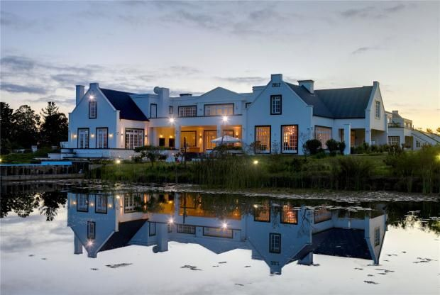 Thumbnail Country house for sale in The Crags, Plettenberg Bay, Western Cape