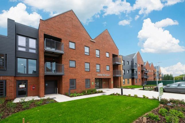 Thumbnail Flat for sale in Westfield View, Bluebell Road, Norwich