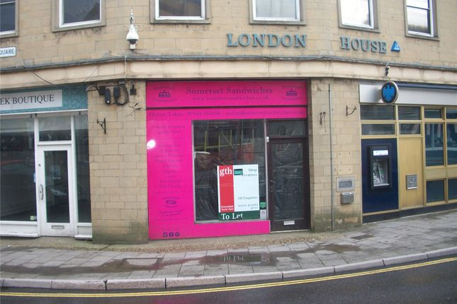Thumbnail Retail premises to let in Market Square, Crewkerne