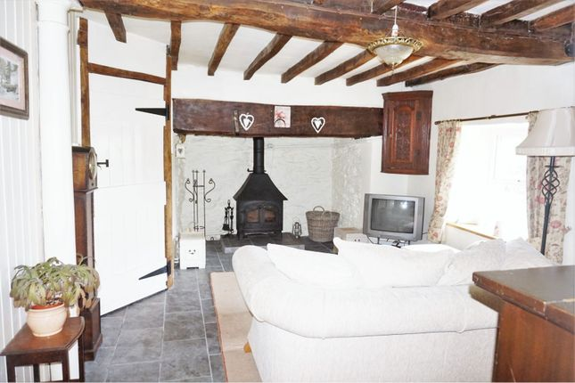 Thumbnail Detached house for sale in Ty Nant, Corwen