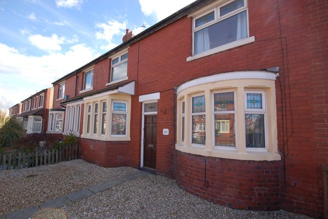 Thumbnail Terraced house to rent in Macauley Avenue, Blackpool