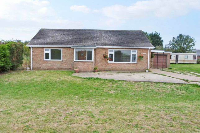 Thumbnail Detached bungalow for sale in Main Road, Saltfleetby, Louth
