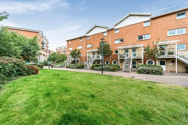 Thumbnail Terraced house for sale in Taliesin Court, Chandlery Way, Cardiff