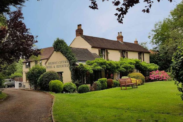 Thumbnail Hotel/guest house for sale in Marlbank Road, Welland, Malvern