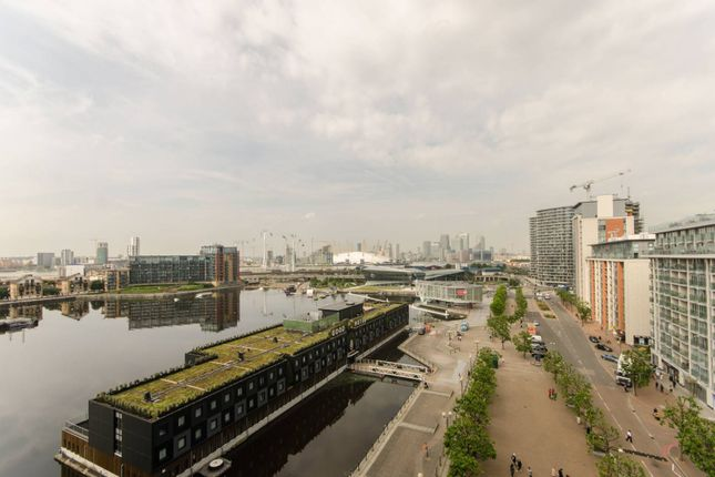 Thumbnail Flat to rent in Balearic Apartments, Royal Docks