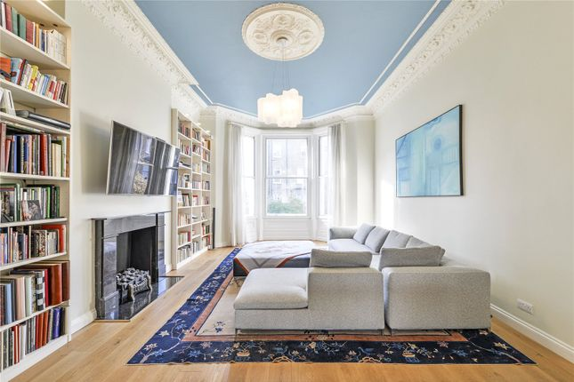 Thumbnail Flat For Sale In Holland Park Gardens, Holland Park, London