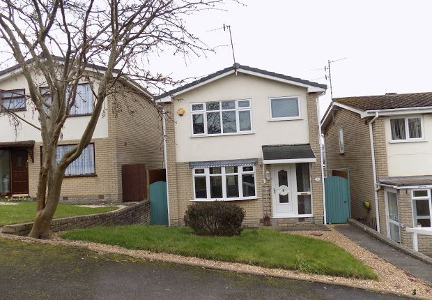Thumbnail Detached house for sale in Barnowl Walk, Brierley Hill