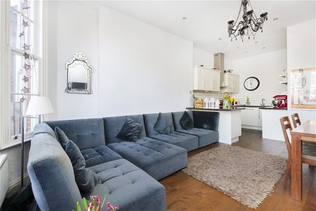 Thumbnail Flat to rent in Lennard Road, Beckenham
