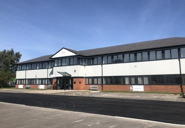 Thumbnail Office to let in Prospect House, Factory Road, Sandycroft, Deeside