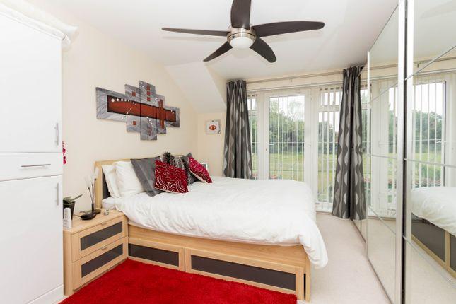 Master Bedroom of Croyland Road, Wellingborough NN8