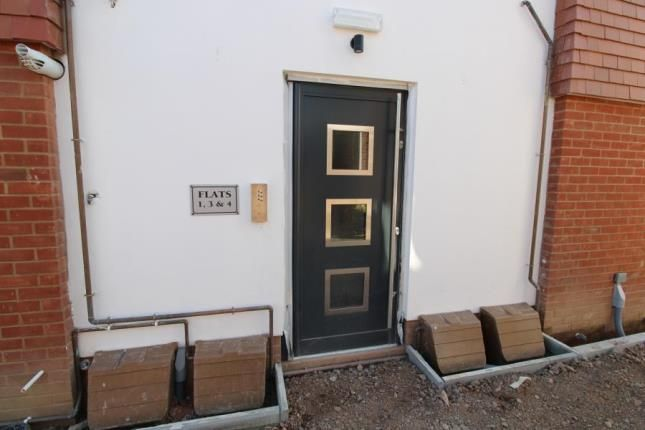 Entrance of Lytchett Matravers, Poole, Dorset BH16