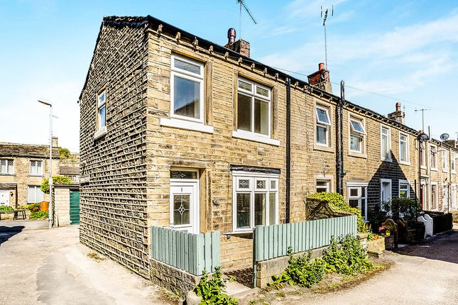 Thumbnail Terraced house for sale in Royd Terrace, Armitage Bridge, Huddersfield