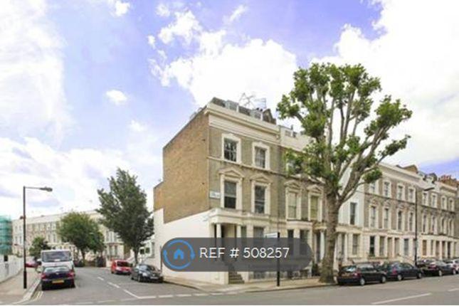Exterior of Elgin Avenue, London W9