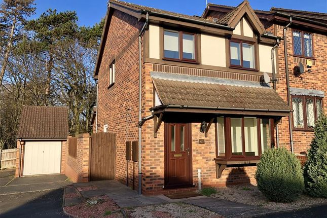 Thumbnail Semi-detached house to rent in Whinchat Grove, Kidderminster
