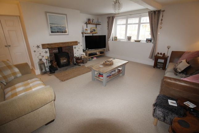 Thumbnail Semi-detached house for sale in The Hollow, Lower Westbury Road, Bratton, Westbury