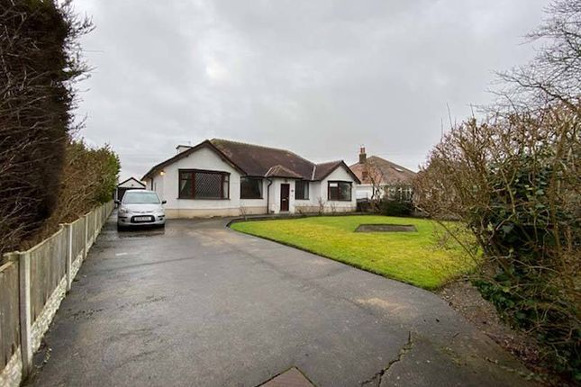 Thumbnail Detached bungalow for sale in Victoria Road East, Thornton-Cleveleys