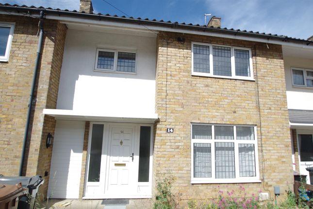 Thumbnail Terraced house to rent in Crossgates, Stevenage