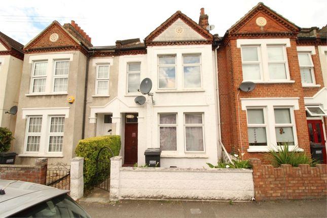 Thumbnail Terraced house for sale in Burlington Road, Thornton Heath, Surrey