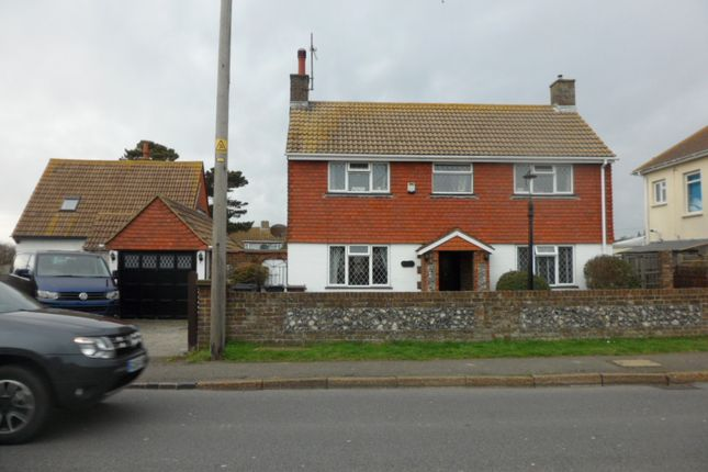Thumbnail Detached house to rent in Eastbourne Road, Pevensey Bay