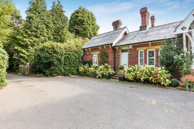Thumbnail Cottage to rent in Brockenhurst Road, Ascot