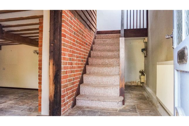 Entrance Hall of Bridge Street, Coggeshall, Colchester CO6