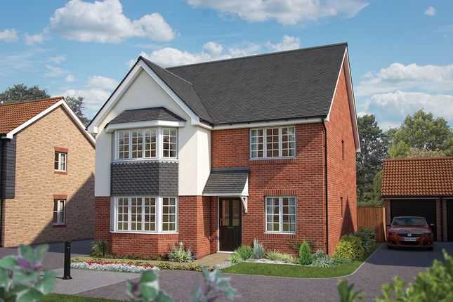 "Thumbnail Detached house for sale in ""The Oxford"" at Hadham Road, Bishop's Stortford"