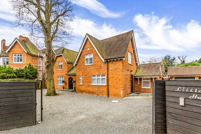 Thumbnail Detached house for sale in Heathbourne Road, Stanmore