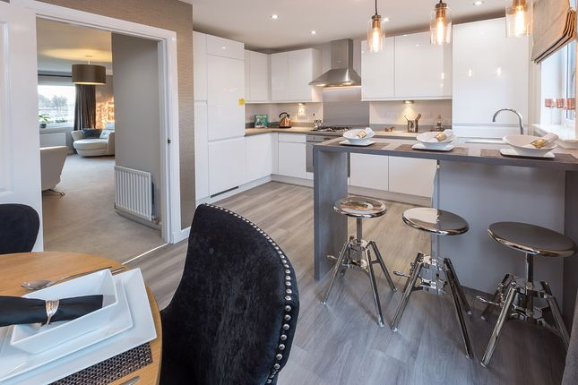 "3 bedroom terraced house for sale in ""Argyll"" at Whitehills Gardens, Cove, Aberdeen"