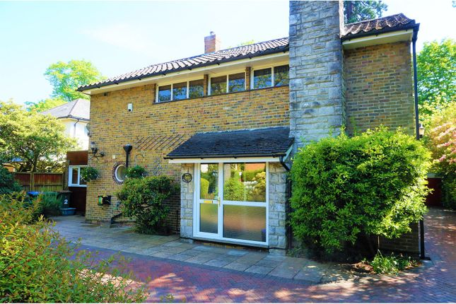 Thumbnail Detached house for sale in Holly Hill, Bassett, Southampton