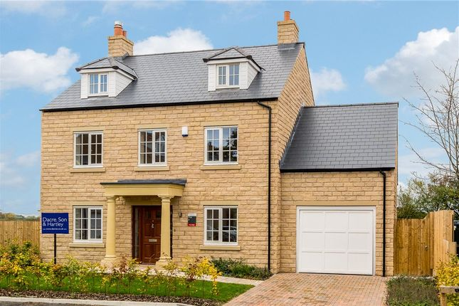 Thumbnail Detached house for sale in Hawthorn Grove, Hunsingore Nr. Wetherby, North Yorkshire