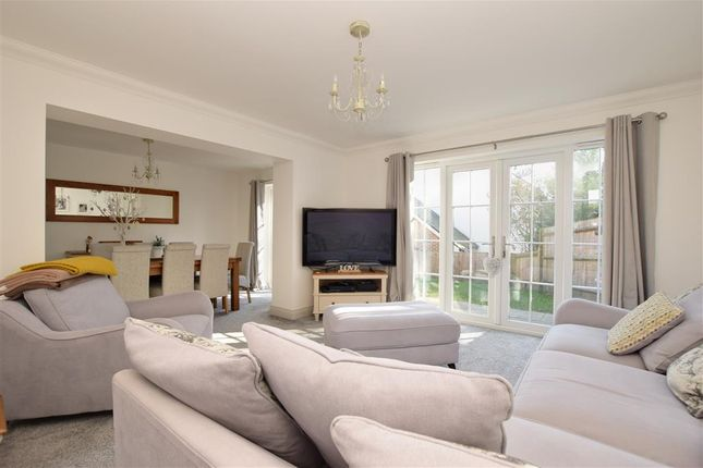 Thumbnail Semi-detached house for sale in Lincoln Way, Crowborough, East Sussex