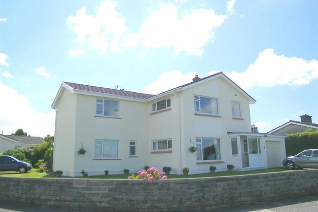 Thumbnail Detached house for sale in Presely View, Pembroke Dock