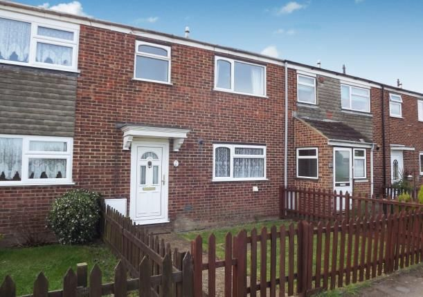 Thumbnail Terraced house for sale in Meeres Court Lane, Murston, Sittingbourne, Kent