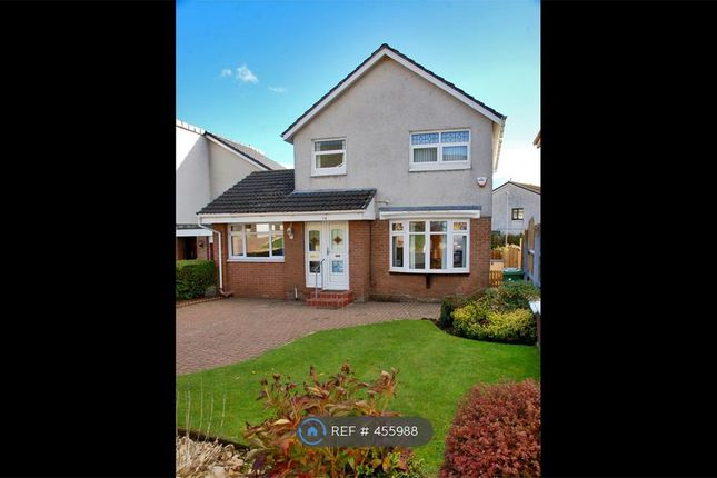 Thumbnail Detached house to rent in Glenward Avenue, Lennoxtown, Glasgow