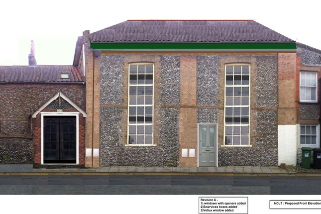 Thumbnail Property for sale in Albert Street, Holt