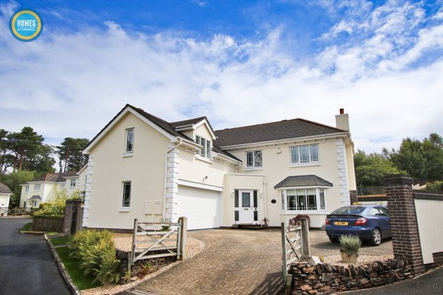 Thumbnail Detached house for sale in Wheal Regent Park, Carlyon Bay