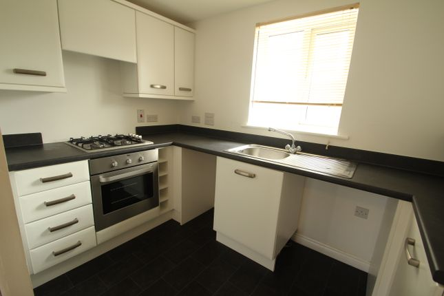 Thumbnail Flat to rent in Rifleman Walk, Plymouth