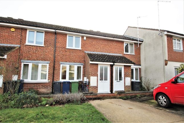 1 bed terraced house to rent in St. Bedes Gardens, Cherry Hinton, Cambridge