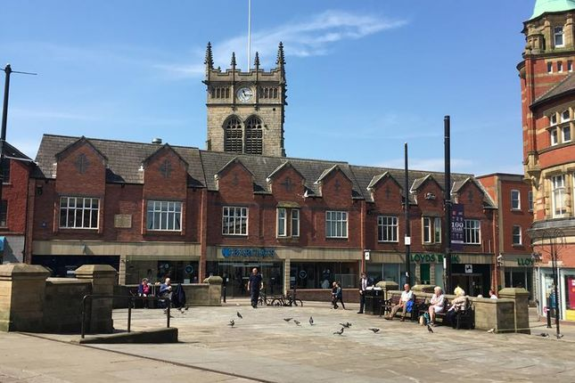 Thumbnail Commercial property for sale in Barclays, 6 Market Place, Wigan, Lancashire